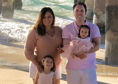 Lars Crampton and Family